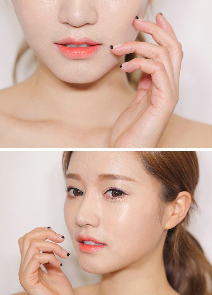 Orange Fizz Ombre Lip 3CE