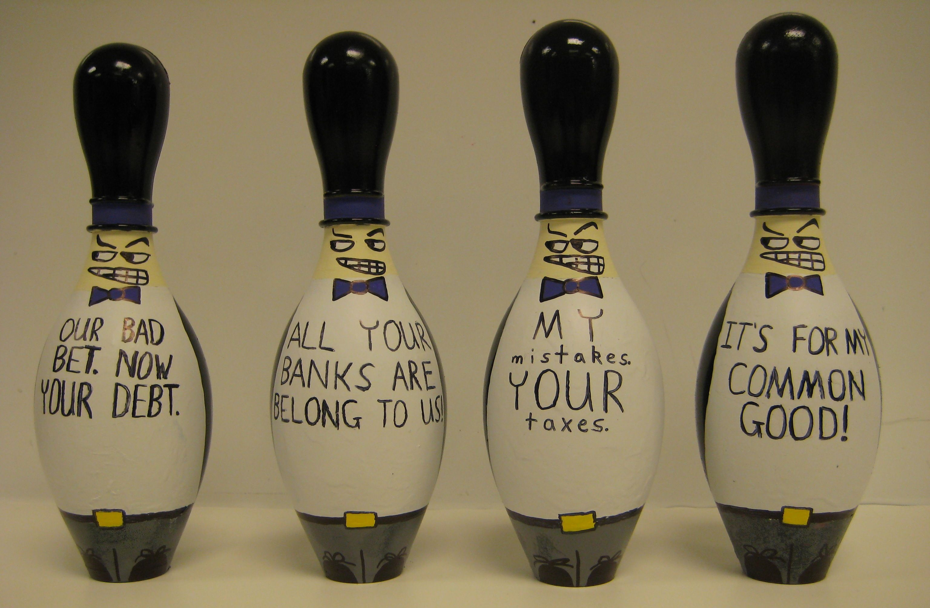 Decorated Bowling Pins Bowling Pin Decorating Ideas Design of Competition Decorations 1