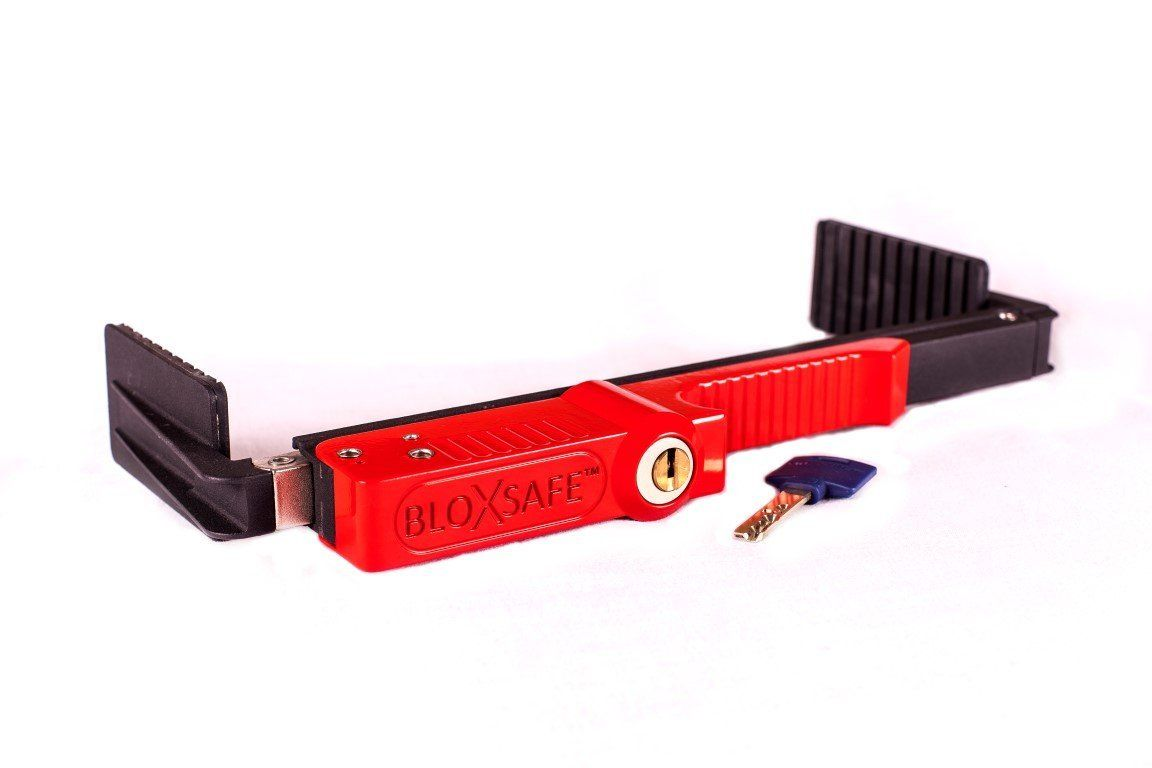 BloXsafe Hotel Room Safe Security Lock - Only you have the