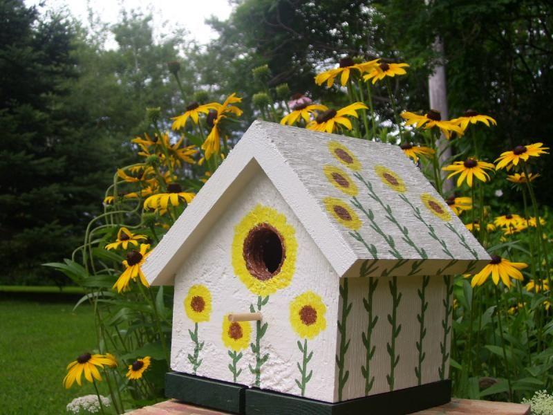 Pine Tree Birdhouses And More More Decorative Birdhouses