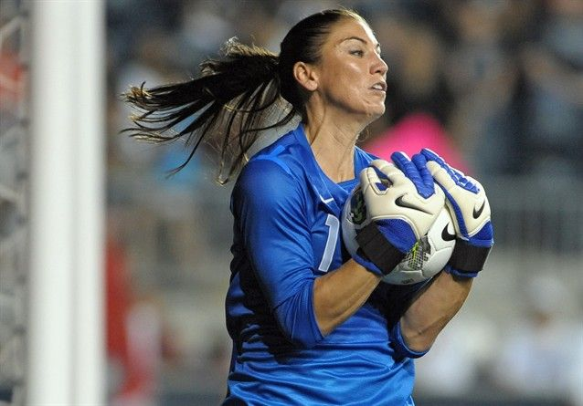 Hope Solo - Top Women's Olympic Soccer Stars To Watch - Soccer Slideshows | NBC Olympics
