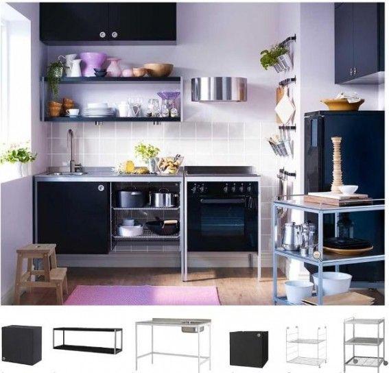 Moduli componibili Udden Kitchens Pinterest Kitchens