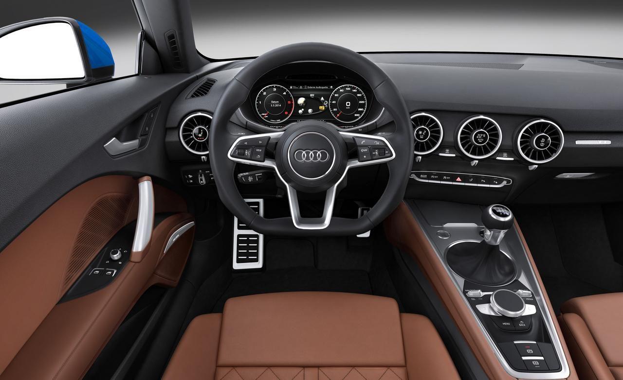 Kelebihan Audi Tt 2015 Spesifikasi