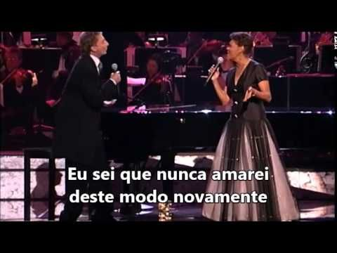 Dionne Warwick & Barry Manilow - I\'ll Never Love This Way Again ...