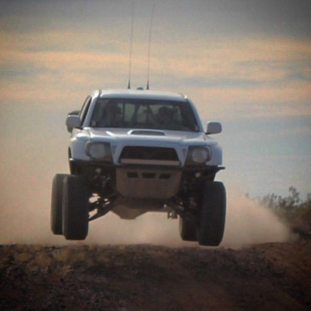 Nice shot ... says it all for AWD off road sports