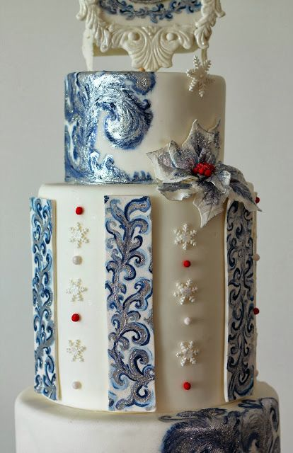FEAUTURED IN CAKE CENTRAL VOL. 4 ISSUE 12