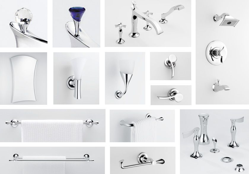 rsvp faucets for your bath : brizo | for the stylish bath