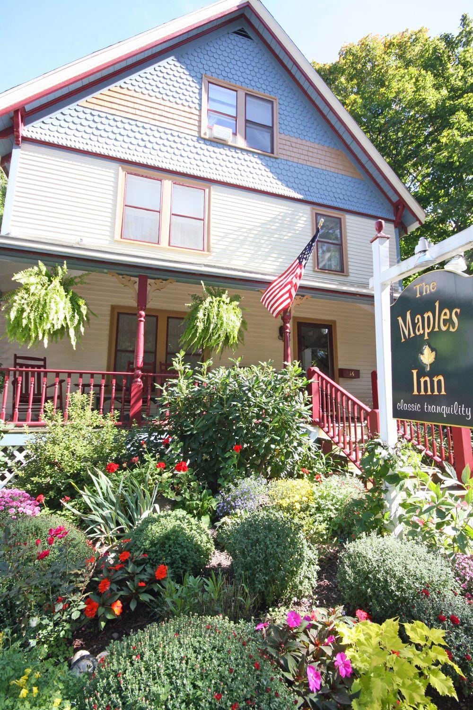 Maples Inn Bed and Breakfast Bar Harbor, Maine. Treat