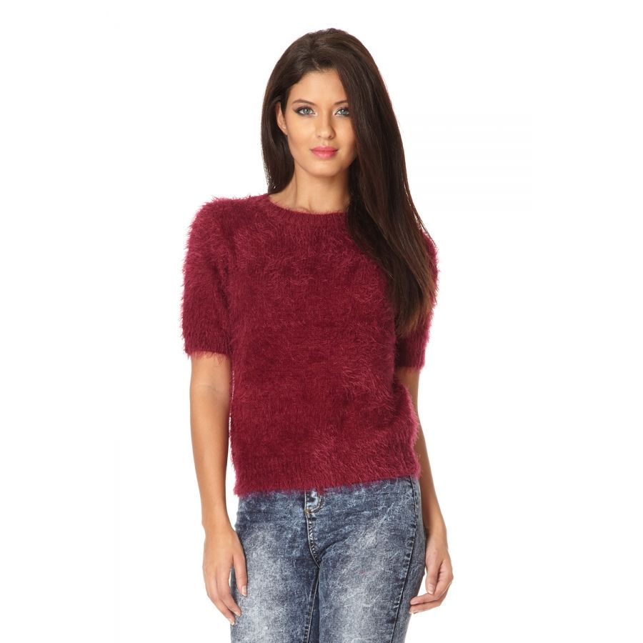 Itus so fluffy we love this from quiz clothing fashion