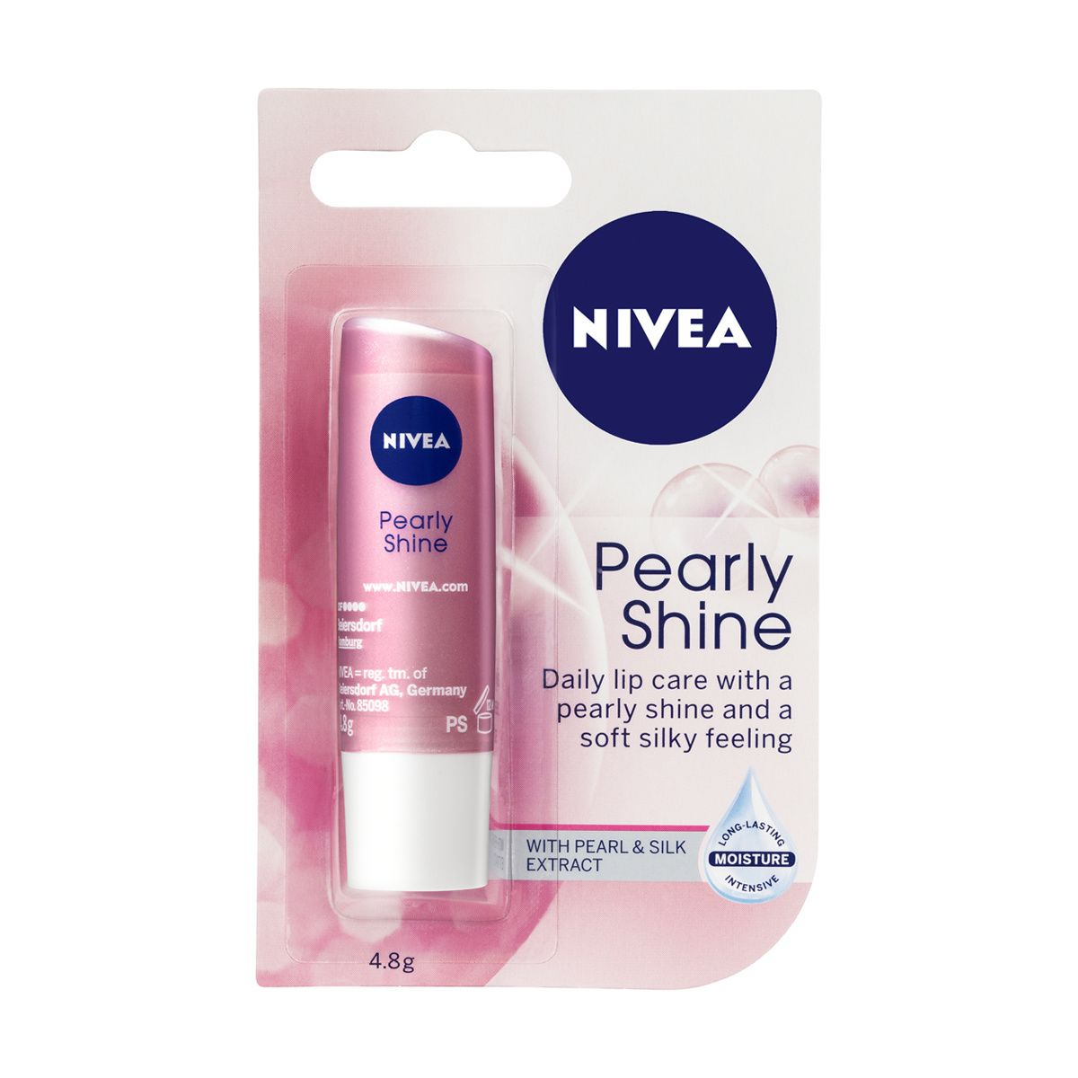 Pearly Shine Nivea Lip Balm In 2020 Lip Moisturizer Lip Balm
