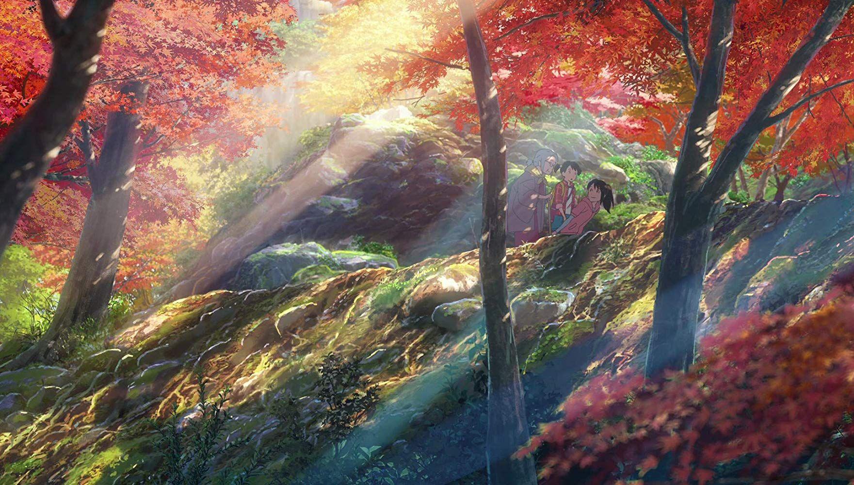 Your Name. (2016) Anime scenery, Kimi no na wa, Background
