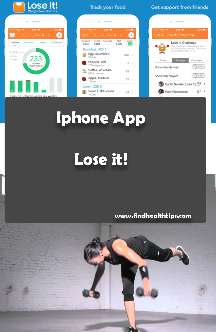 Download Health And Fitness Apps For IPhone 2018