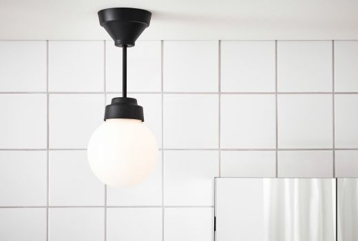 Ikea Badezimmerleuchten Ikea Bathroom Lighting Bathroom Design