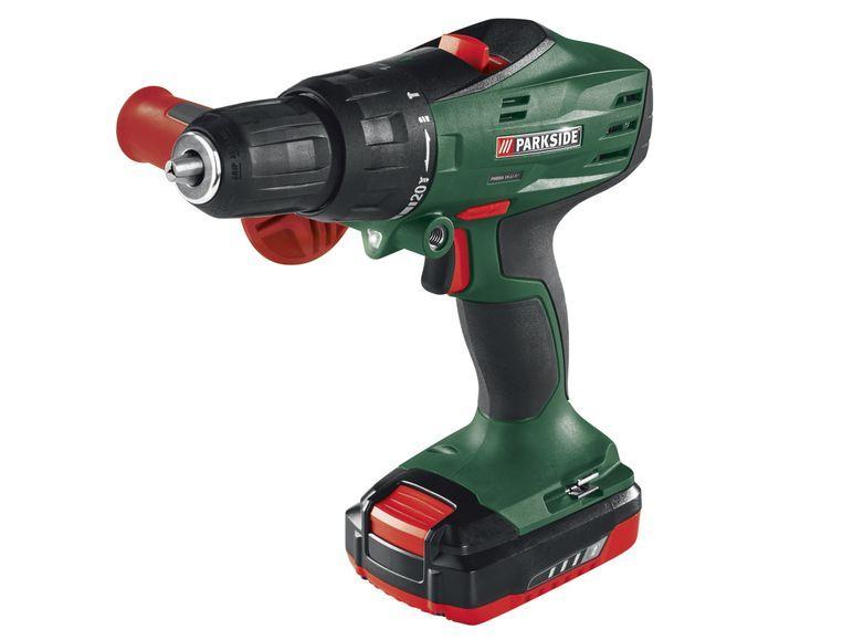 parkside® akku-schlagbohrschrauber psbsa 18-li a1 1 | power tools
