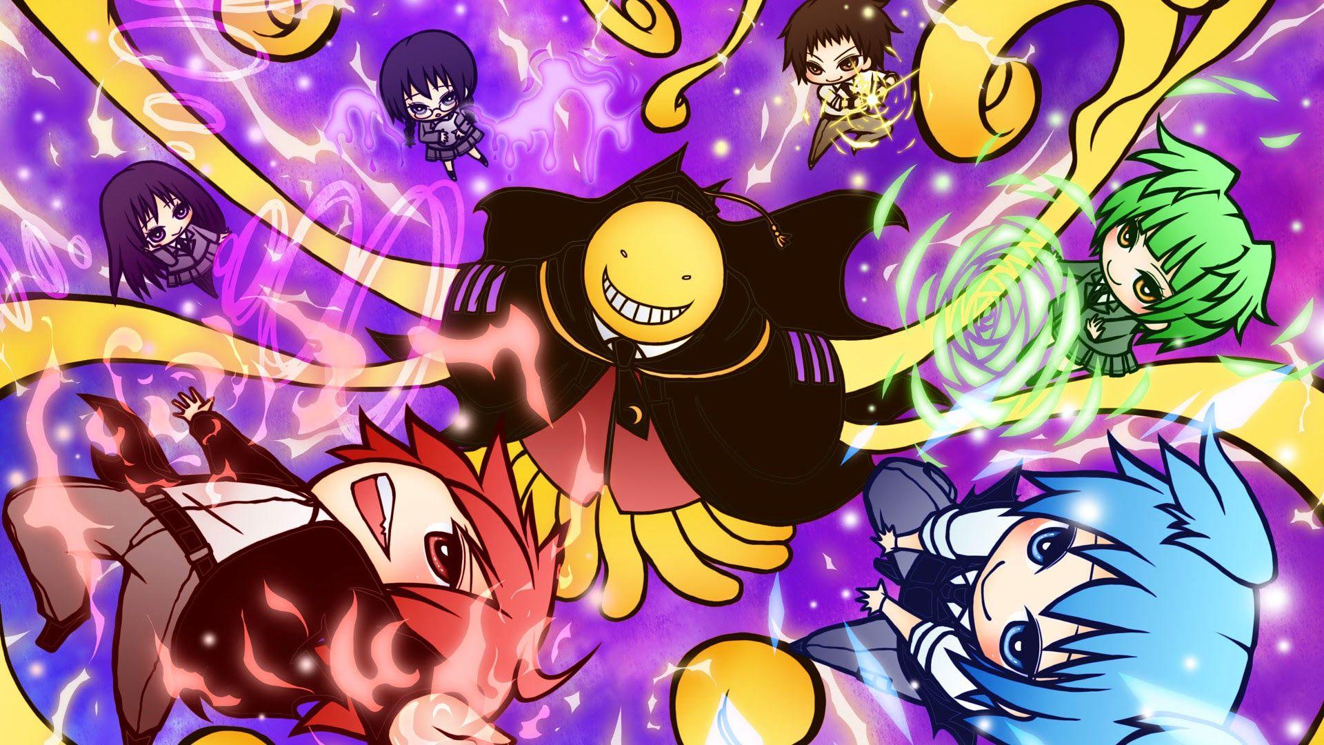 Ansatsu Kyoushitsu Tapety Full HD Animé, Nagisa