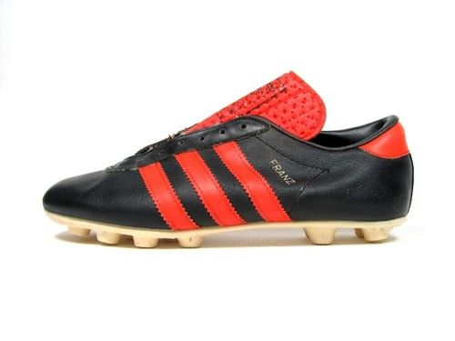 26126e200bb2 vintage ADIDAS FRANZ Football Boots uk 4.5 rare OG 70s made in Yugoslavia