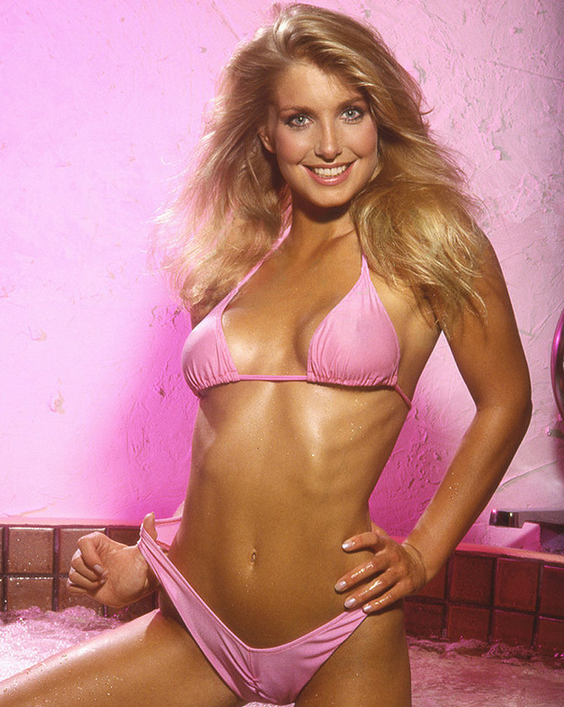 Something Heather thomas naked pictures are all