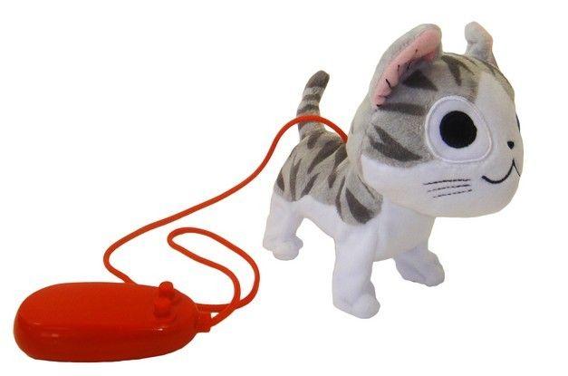 jouet chat a promener