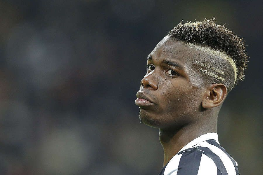 Explore P Pogba Hairstyle Photos And More