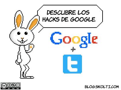 Trucos: Cómo encontrar listas de usuarios de twitter por temas en Google #buscador #hashtags #twitter