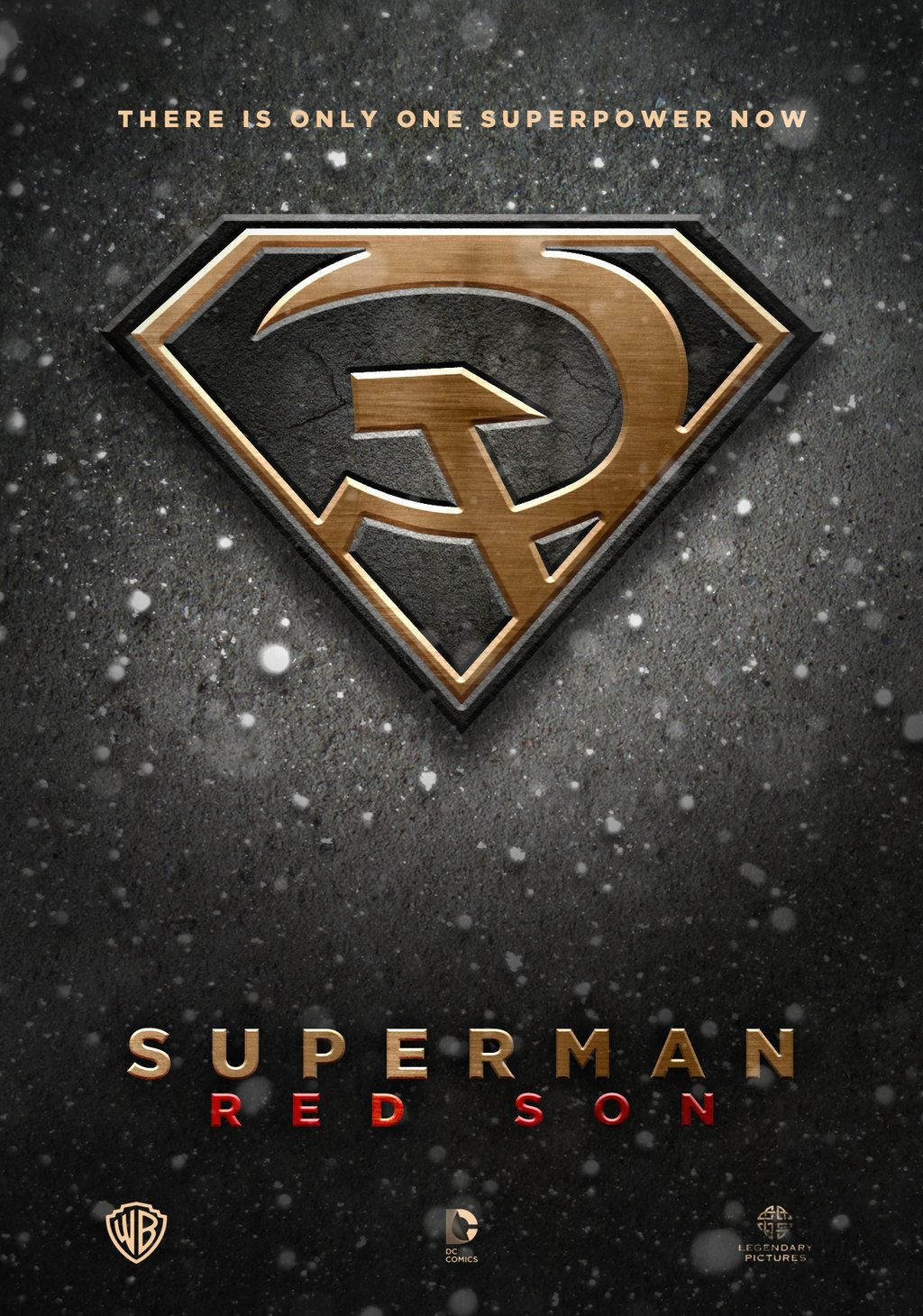 Superman Red Son Teaser Poster By Starzerodigital On Deviantart Superman Red Son Superman Superman Man Of Steel