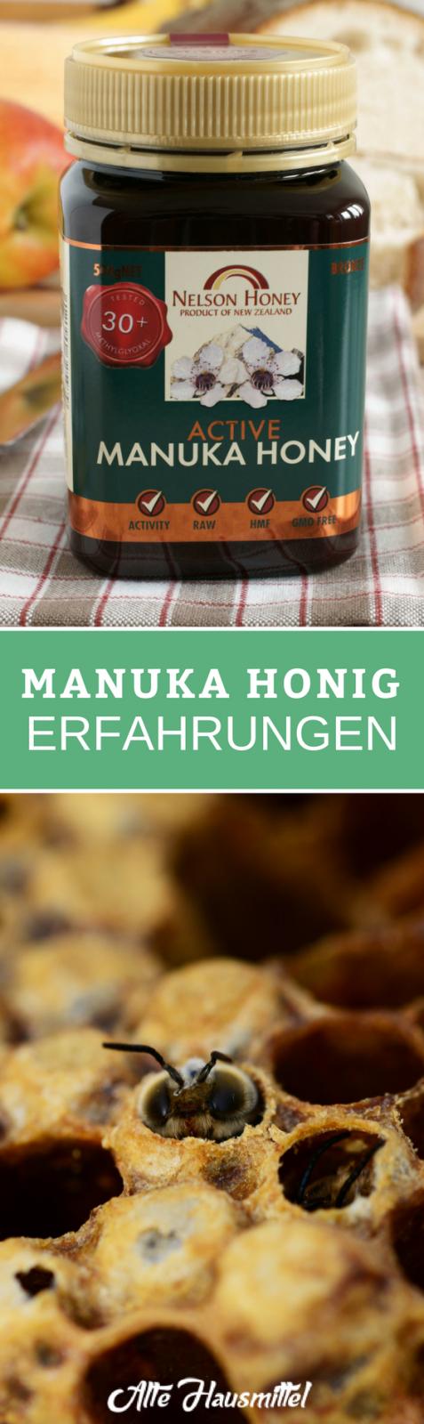 Manuka Honig Erfahrungen