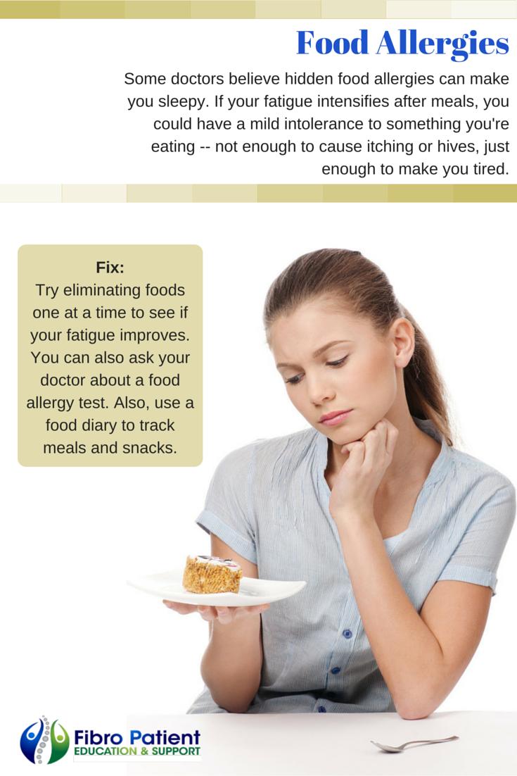 Food Allergies Some Doctors Believe Hidden Food Allergies Can Make You Sleepy Fibromyalgia Fibrotips Allergies Food Food Doctor Food Allergies Food
