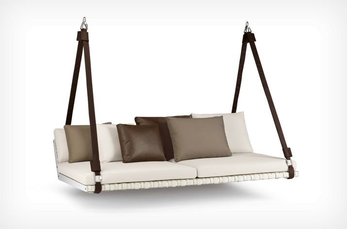 CITY CAMP Hanging Lounger DEDON