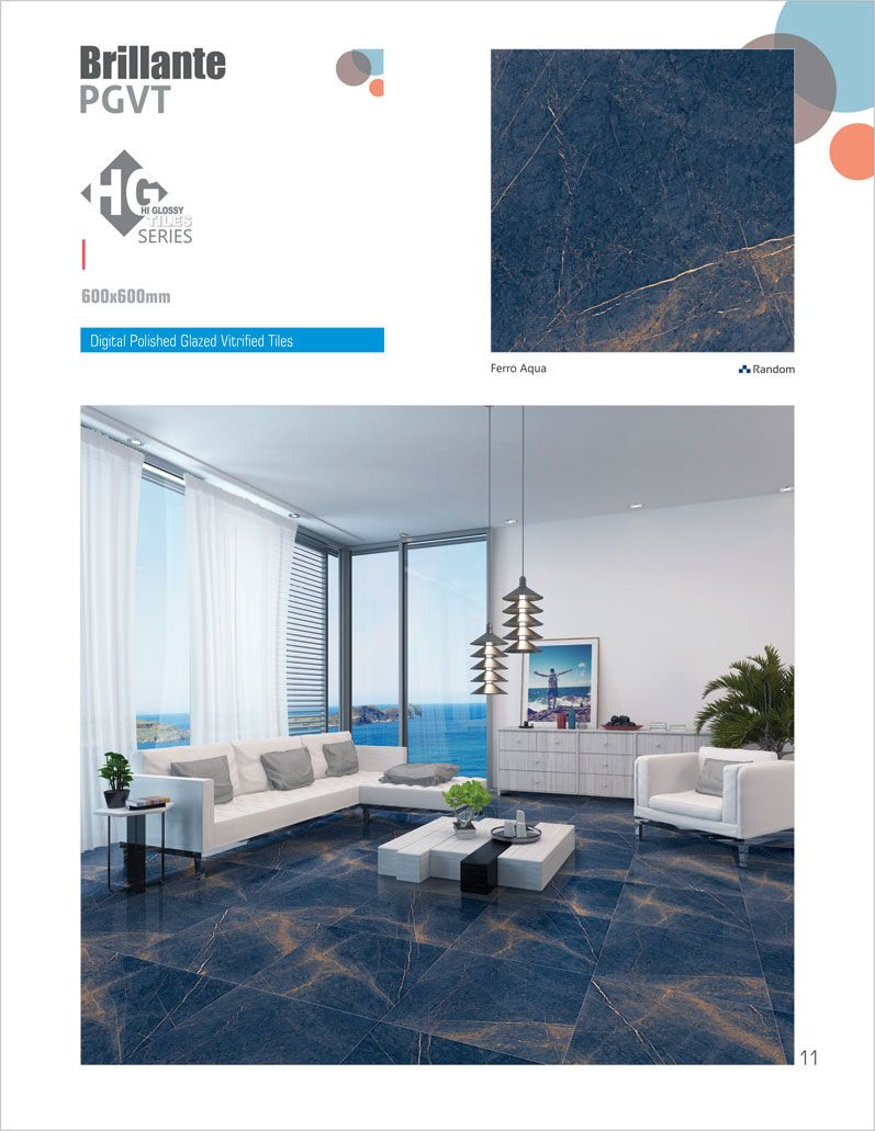 Millennium tiles 600x600mm 24x24 high glossy ceramic floor tiles millennium tiles 600x600mm 24x24 high glossy ceramic floor tiles ferro aqua doublecrazyfo Gallery