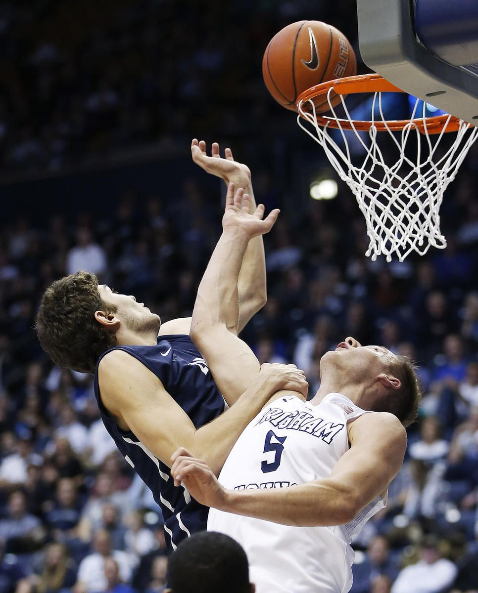 Dick Harmon Kyle Collinsworth s BYU career rebounding mark a feat