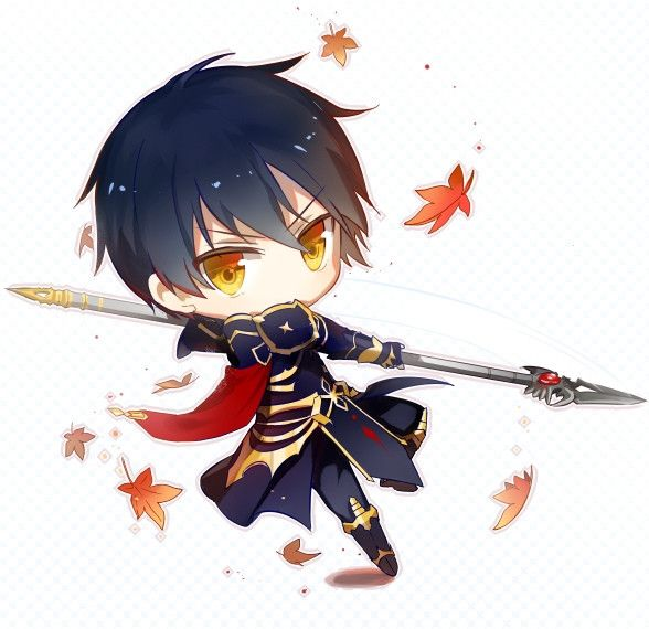 The King S Avatar Ye Xiu 全職高手 葉修 一葉之秋 003 Anime Chibi Anime Warrior Cute Anime Chibi