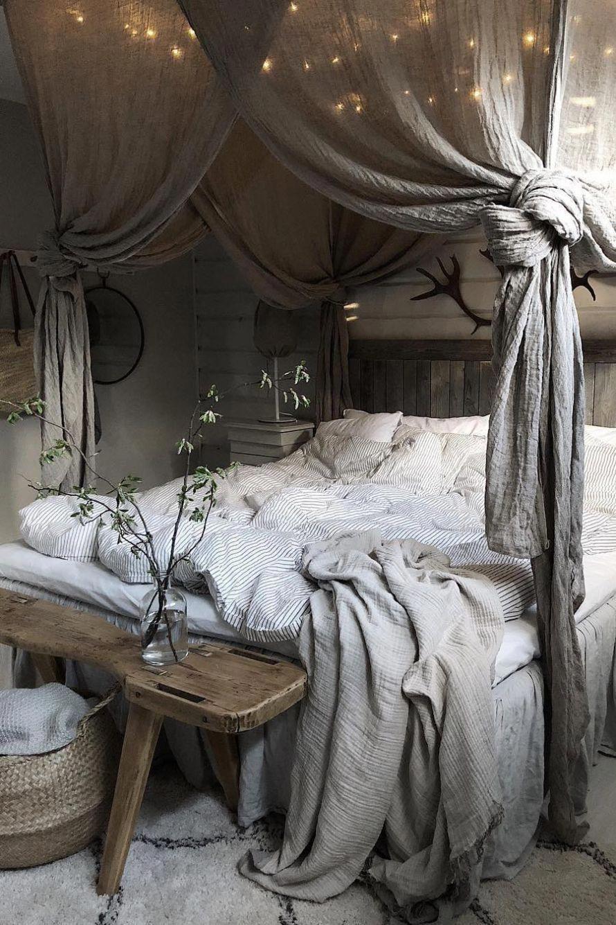 20 Bedroom Designs for a NATURE LOVER   Elcune   Bedroom makeover ...