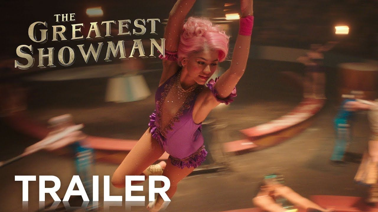 The Greatest Showman Official Trailer 2 Hd 20th