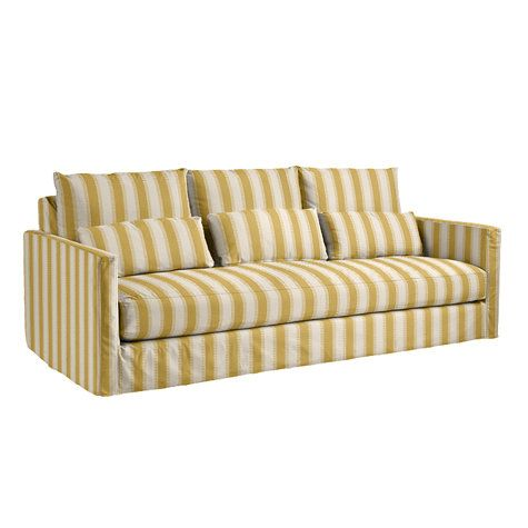 NOT IN A SOFA Dakota Sofa Slipcover and Frame Shannon and