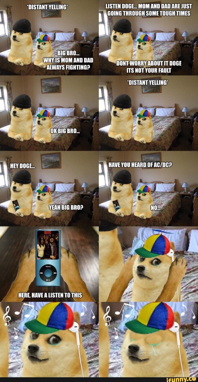 Funny Tough Times Meme