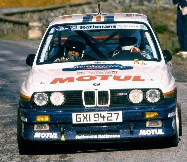 BMW M3 Rally Car E 30