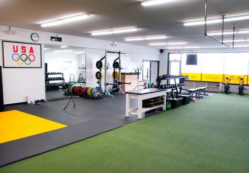 Five Rings Jiu Jitsu And Fitness Commercial Gym Design Jiu Jitsu Gym Design
