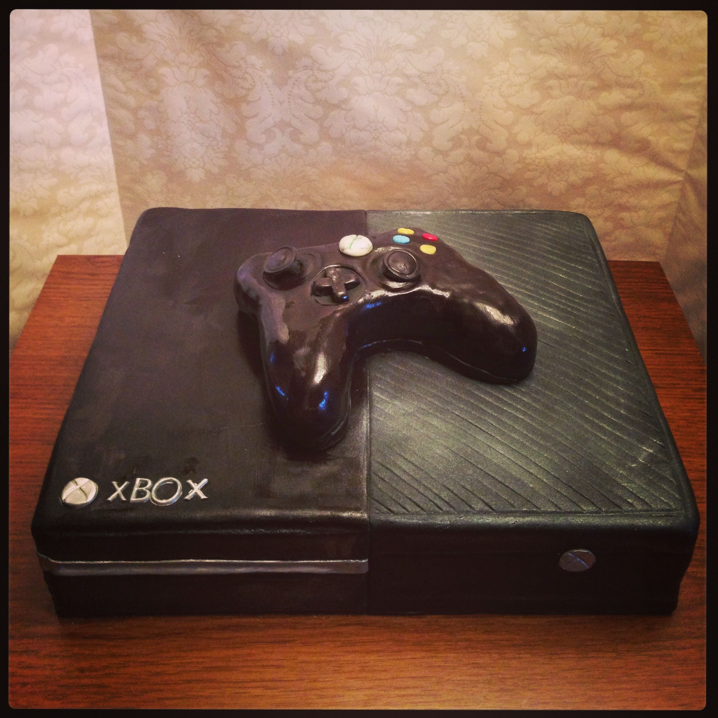 Xbox One Cake By Now Everyone Should Know That I Am A