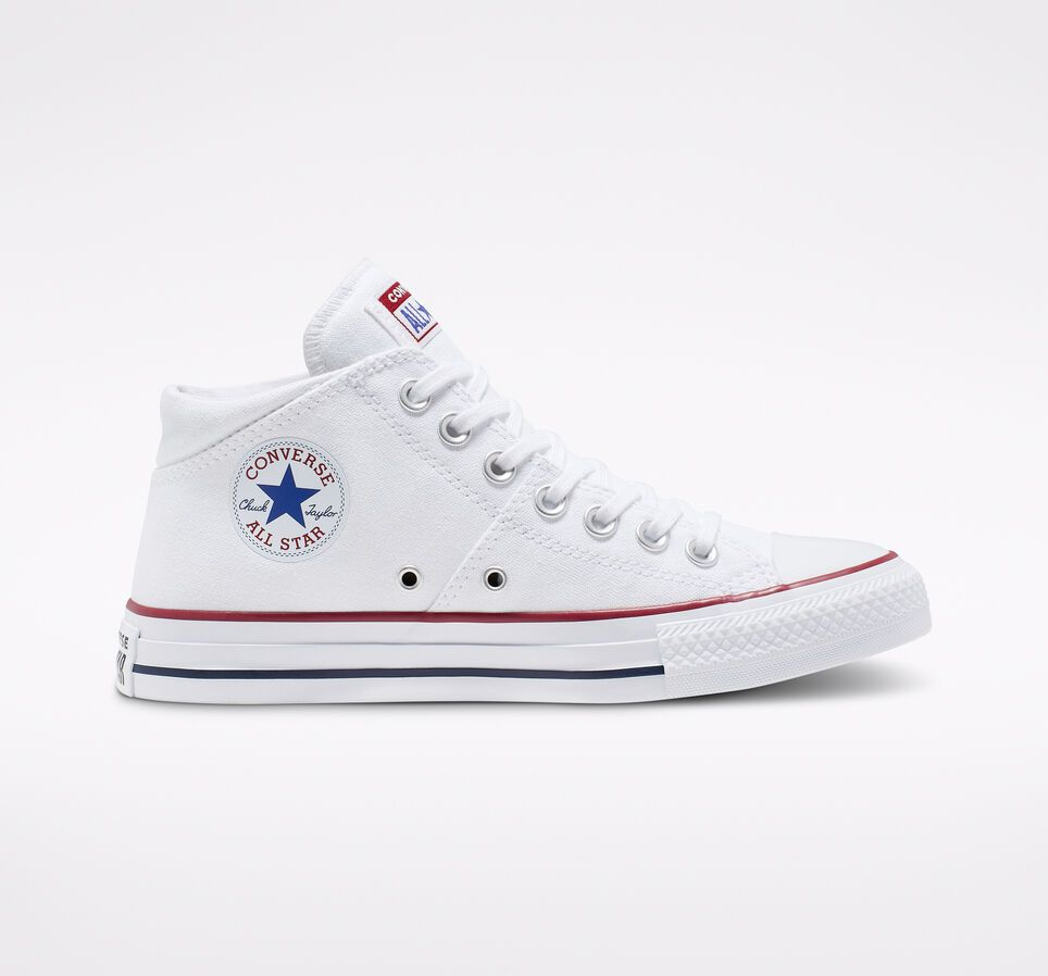 Converse Chuck Taylor All Star Madison Mid Womens Shoe. Converse ...