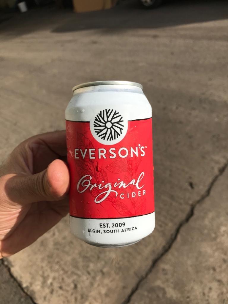 Everson S Cider In 2020 Cider Starbucks Iced Coffee Bottle Coffee Bottle