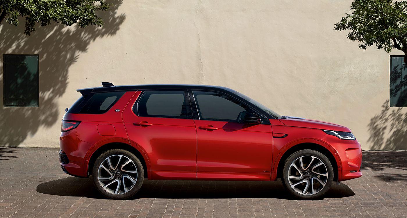 Land Rover 2020 Discovery Sport modelini görücüye çıkardı