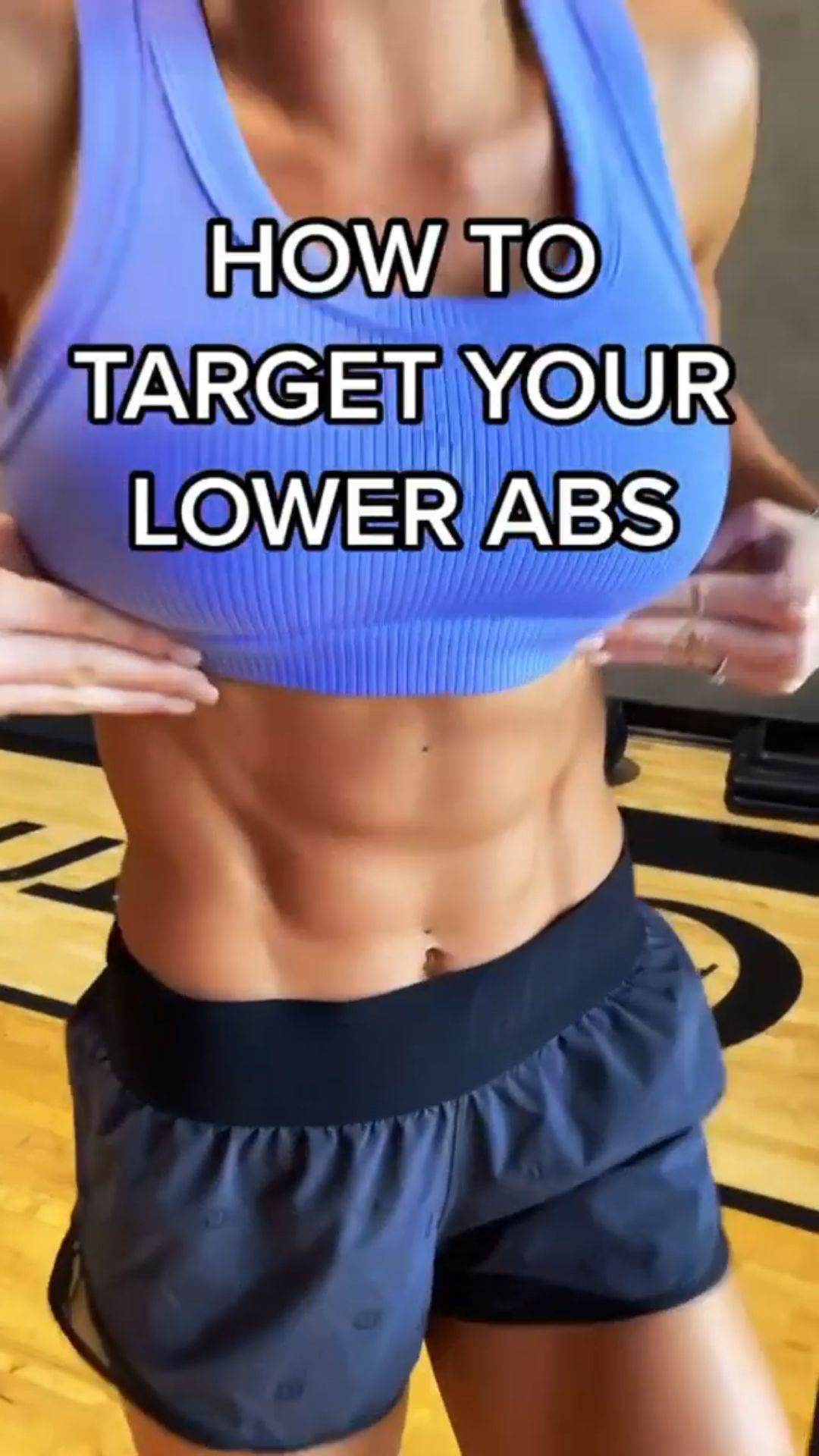 How To Target Your Lower Abs!💥