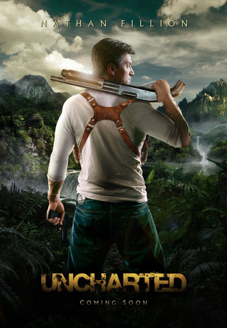 Uncharted rövidfilm Nathan Fillion-nal
