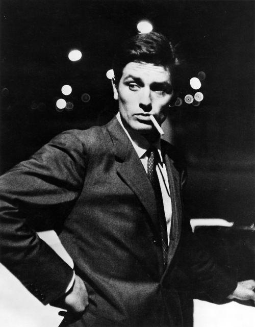 Alain Delon, circa 1960s.
