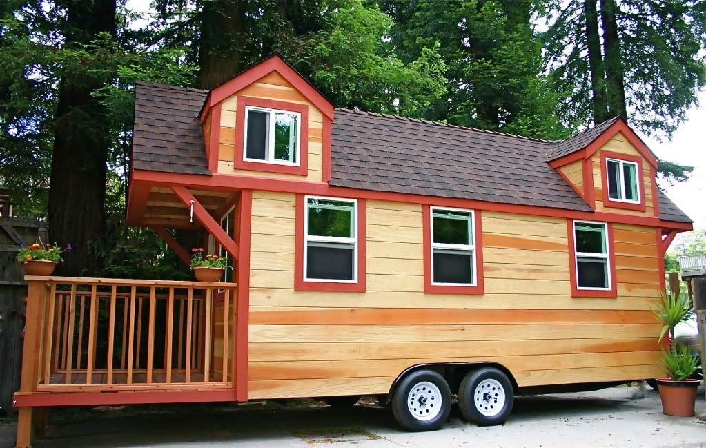 Tiny House Two Loft Bedroom Tiny House Trailer Best Tiny House Tiny House