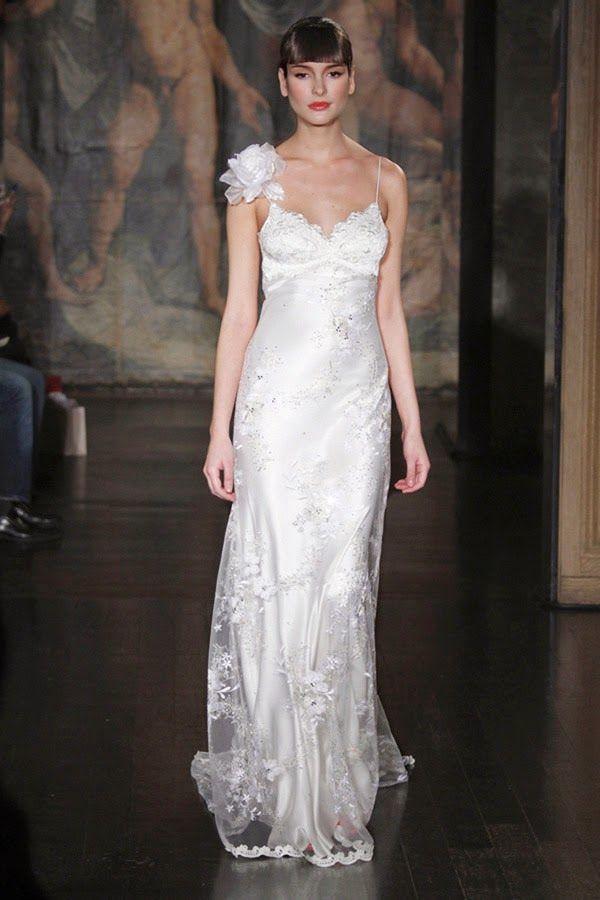 Lindos vestidos de novia | Colección Claire Pettibone 2014 | bridal ...