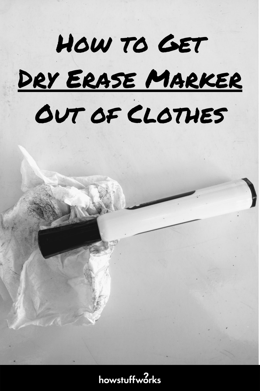 How To Get Dry Erase Marker Out Of Clothes Dry Erase Markers Dry Erase Markers