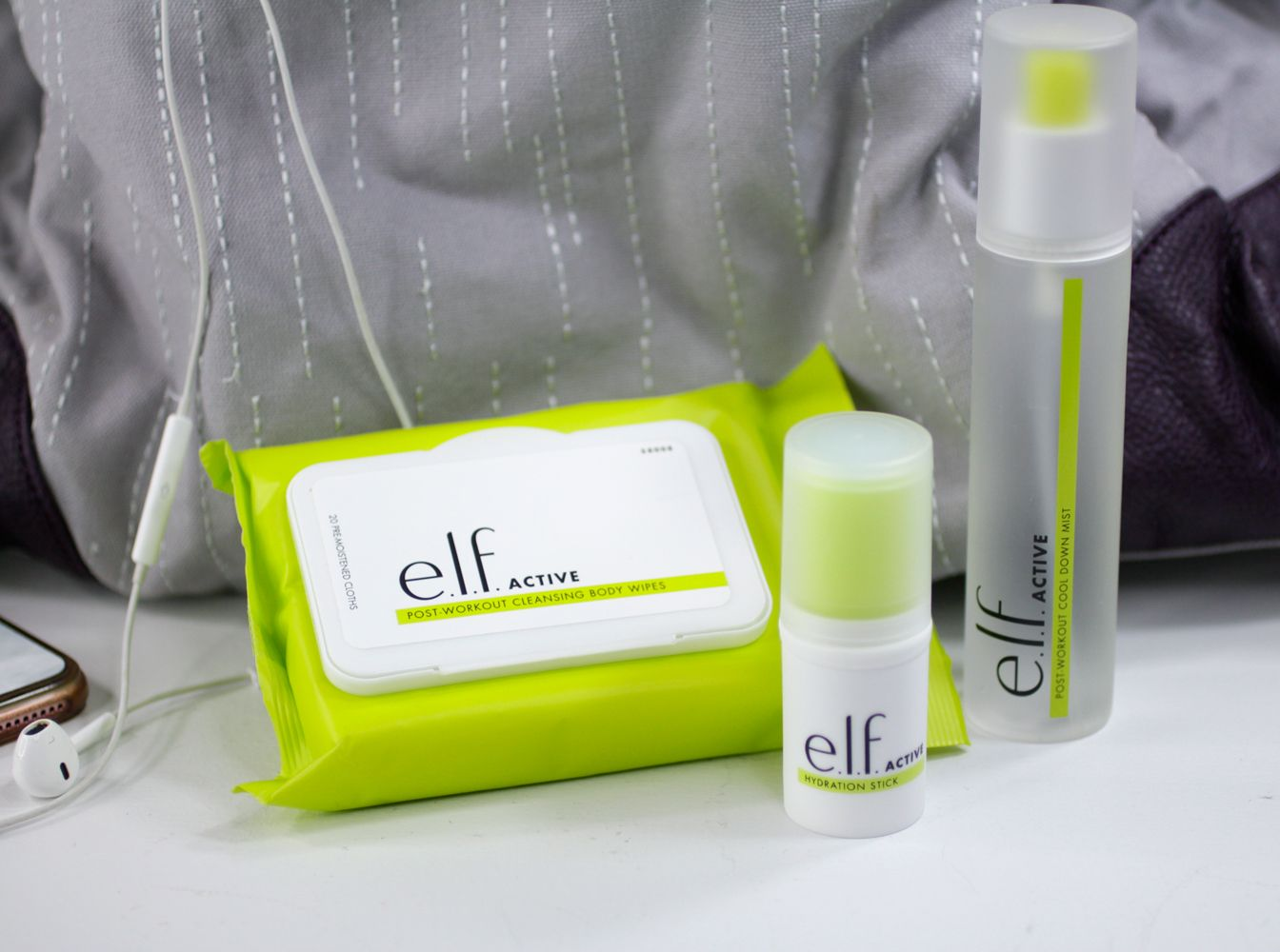 Elf Cruelty Free Skincare and Makeup Made for the Gym