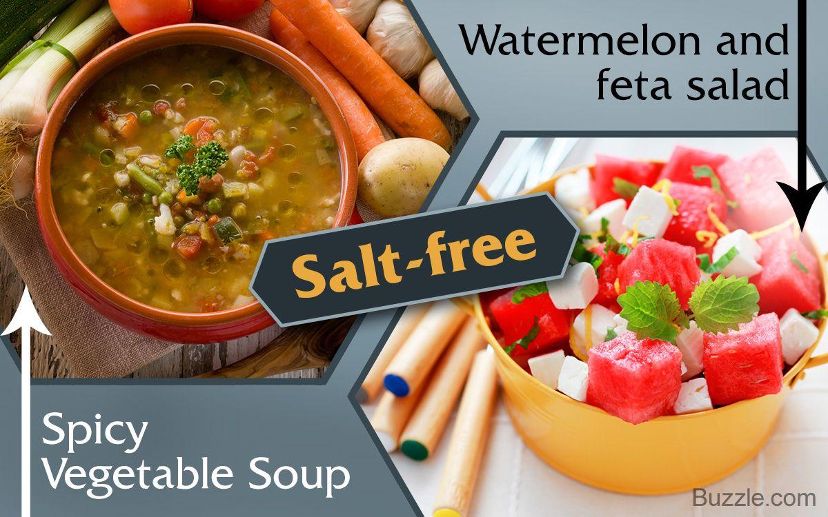 Pin On Salt Free Meals