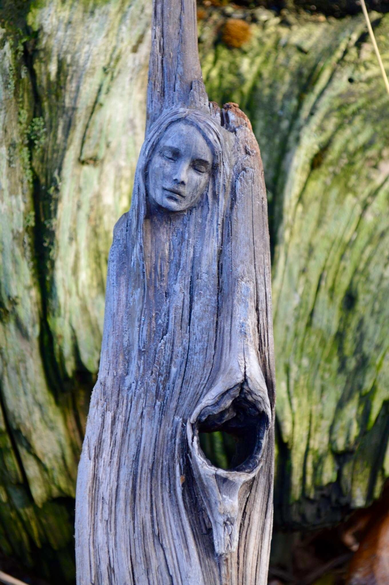 Wood Carving Art Image By Theresa Leitch On Debra Bernier